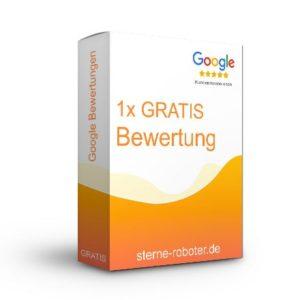 gratis google bewertung kaufen